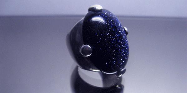 Синий авантюрин – натуральный камень с историей