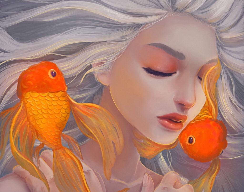 Девушка Рыбы