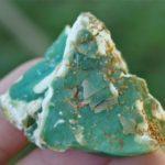 Притягательный камень хризопраз