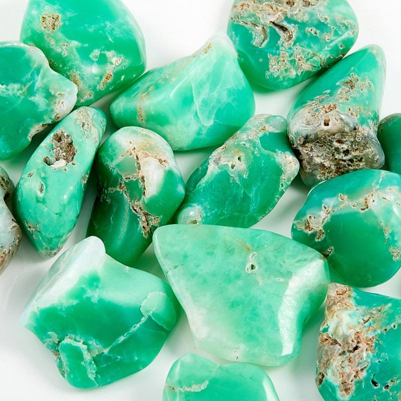 камни хризопраз