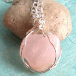 Камень розовый кварц и его магические свойства