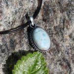 Изумительный камень ларимар