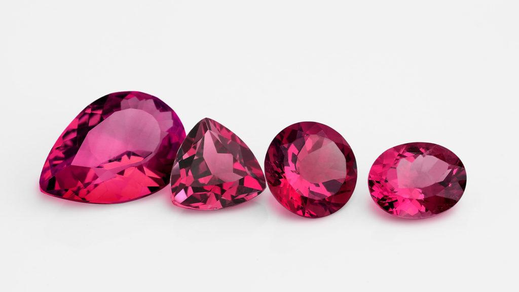 камни рубин