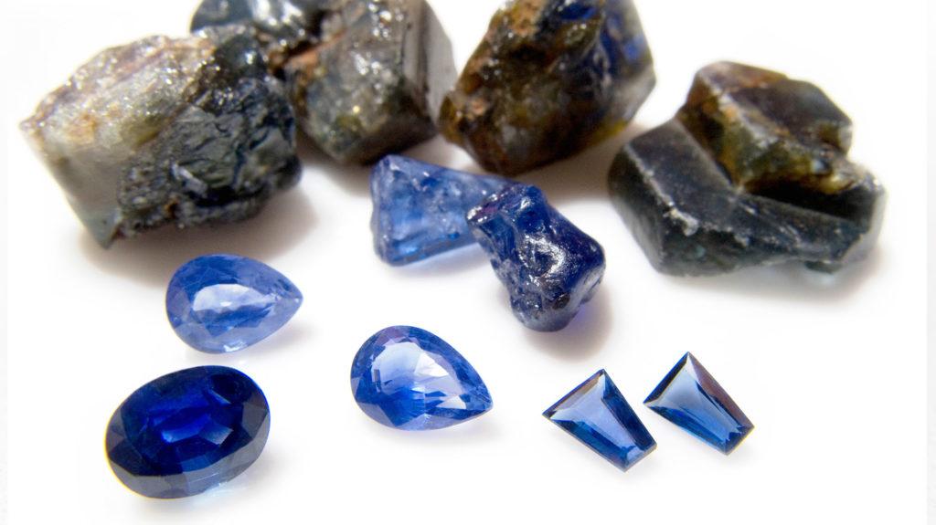 Камень сапфир