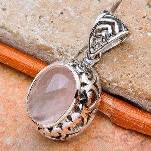 талисман из розового кварца