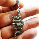 Поделочный камень марказит