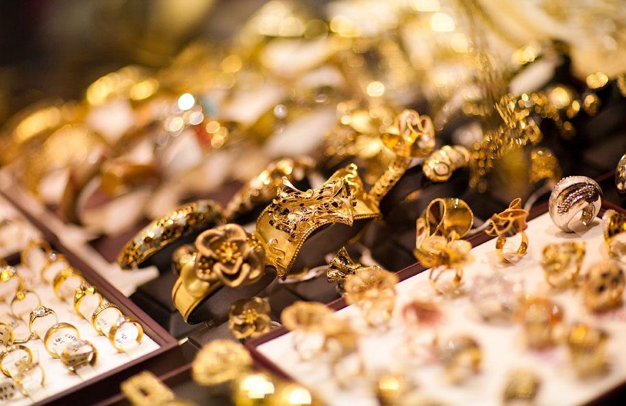Дубайское золото