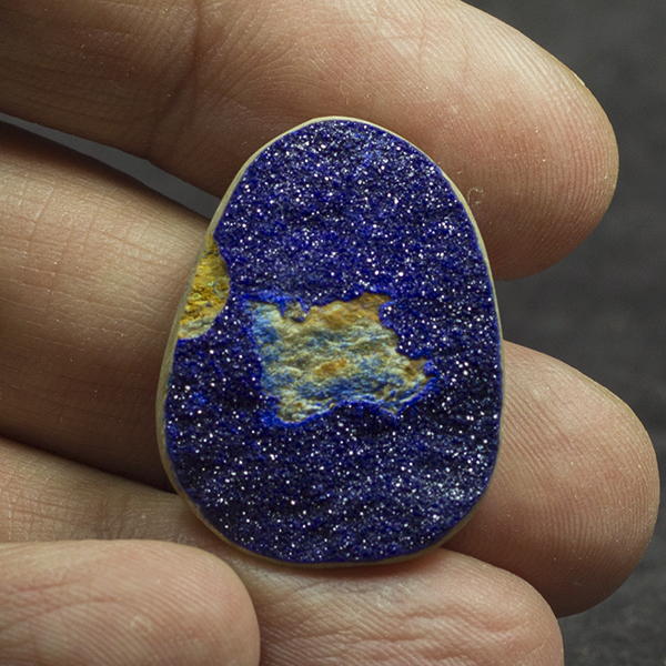 """Камень азурит - """"медная лазурь"""""""