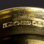 Золото 750 пробы
