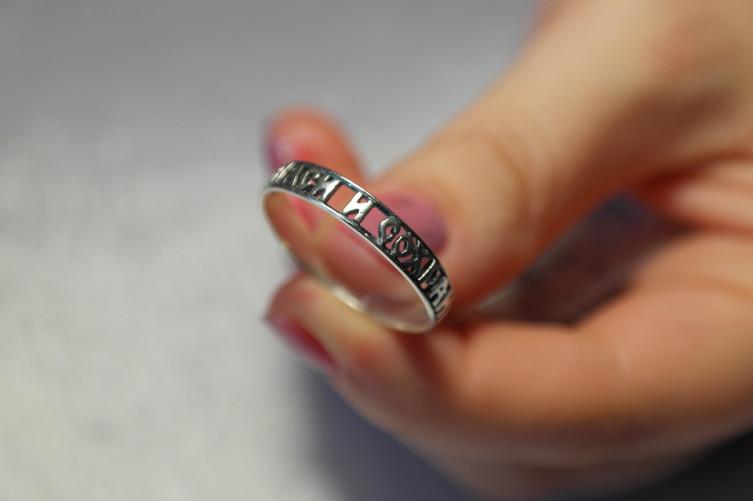 """На каком пальце носят кольцо """"Спаси и Сохрани""""?"""