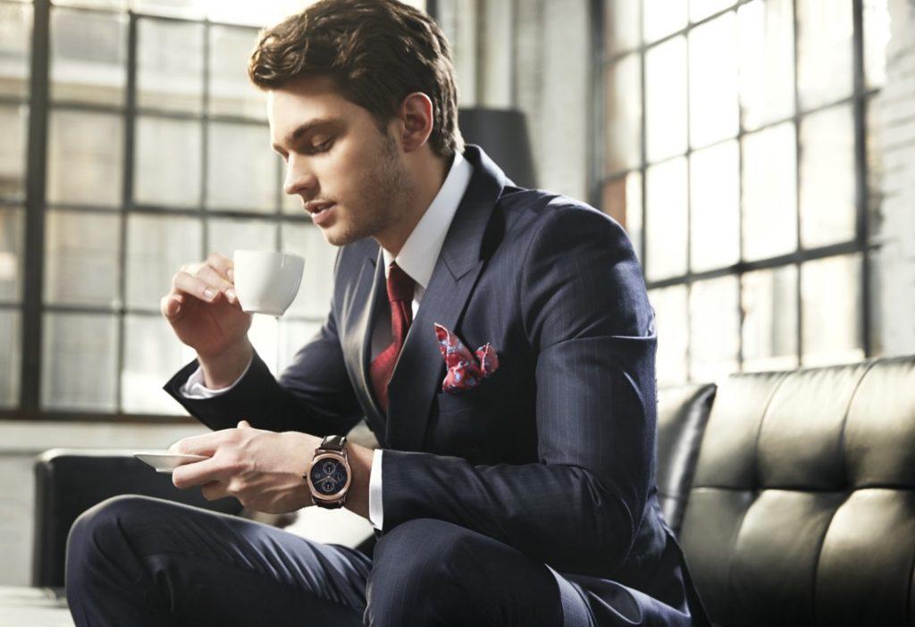 Как правильно носить часы мужчинам?