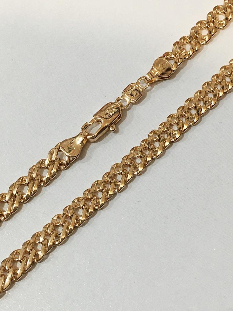 золотые цепочки женские фото плетение статья