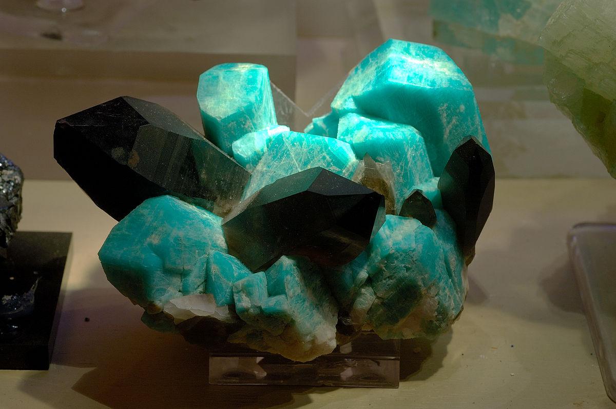 Удивительный камень Амазонит