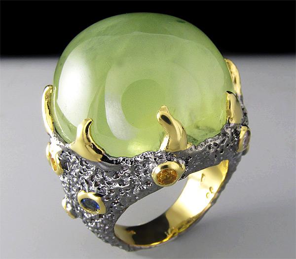 Перстень с перитом