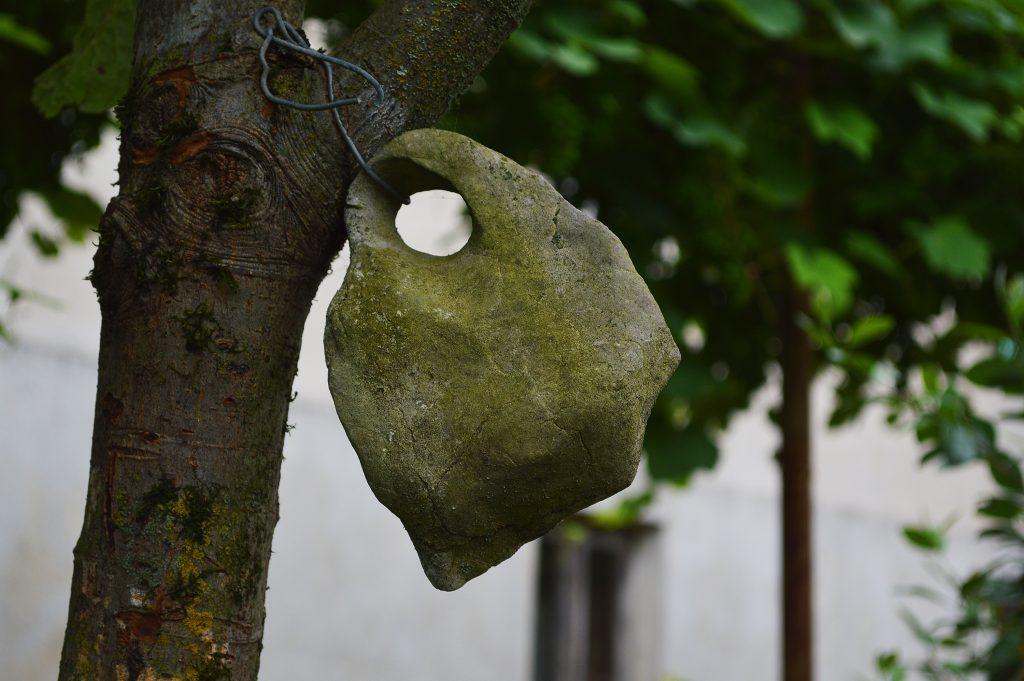 Камень с дырочкой - Куриный Бог