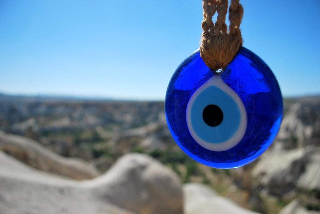 Что такое глаз Фатимы?